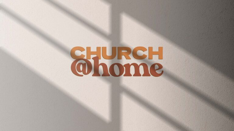 Detour on the CCBC Strategy: Church@Home