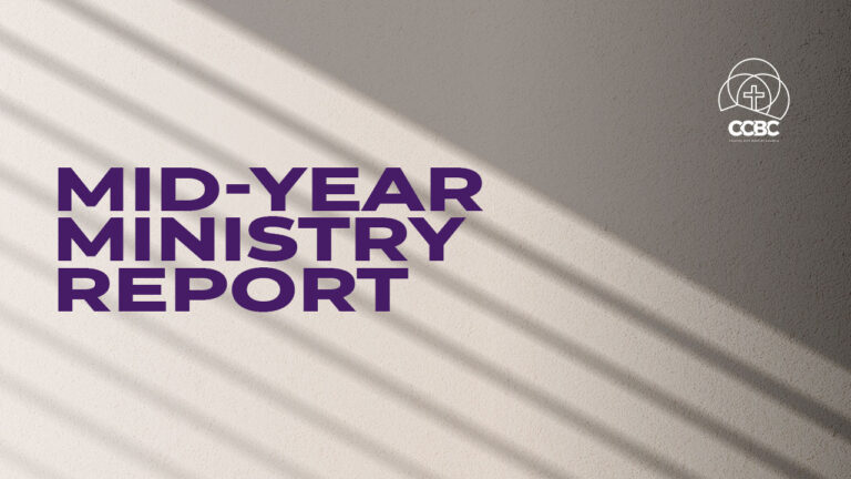 Mid Year Ministry Report